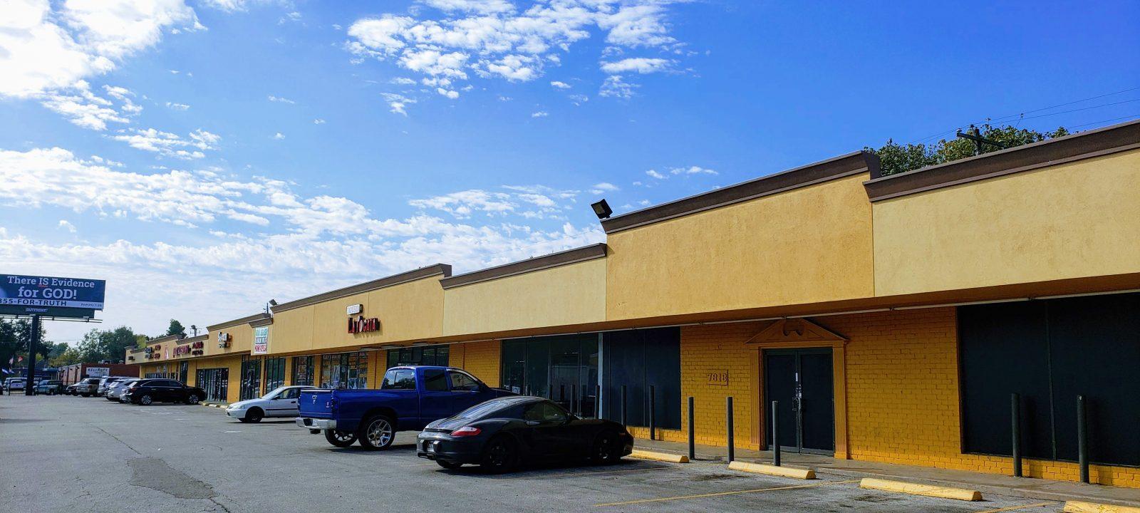 Hillcroft Shopping Center